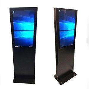 Totem touch screen aluguel