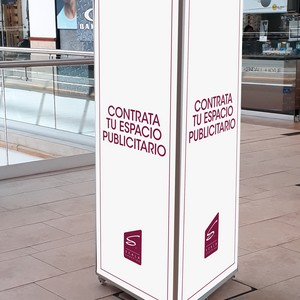 Distribuidor de totem de shopping